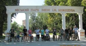 Востановительная вело-тренировка 18.07.2013