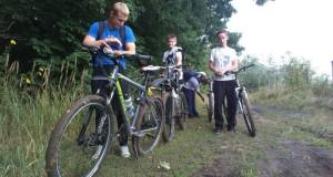 «Веселые горки на велосипедах»