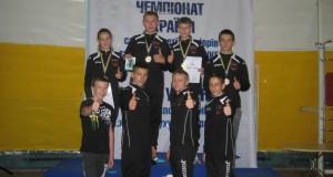 Успешный дебют клуба «Прогресс» на Чемпионате Украины (WKF)
