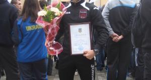 Угнич Игорь Валентинович был награжден грамотой Сумской областной государственной администрации Ю. Чмыря