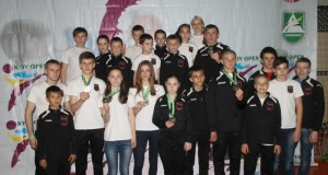 Результаты «Прогресса» на «Kyiv Open»