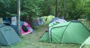 Информация по выезду в палаточный лагерь