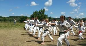 Спортивно-оздоровительный лагерь в урочище Зеленый Гай