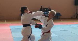 Чемпионат Сумской области по каратэ Госоку Рю