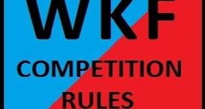 Правила соревнований по ката и кумите WKF версия 8.0.