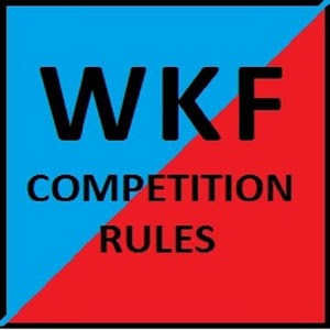 WKF competition rules