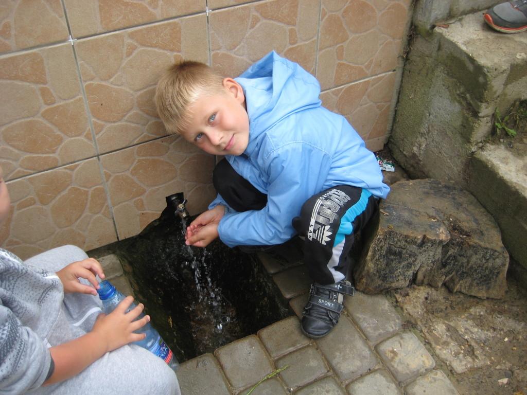 мин вода