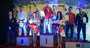 Результаты Чемпионата Украины по каратэ WKF