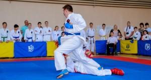 Чемпіонат Сумської області із карате!