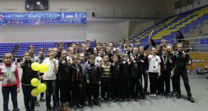 Результаты «Kharkov open 2016».
