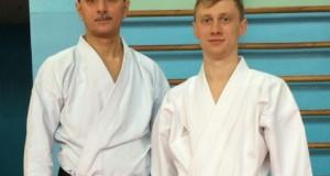 Наш тренер Станислав Вячеславович Сердюк принял участие в семинаре по ката шотокан.