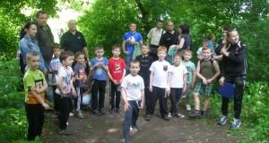 Традиционные летние соревнования по физической подготовке на о. Чеха!