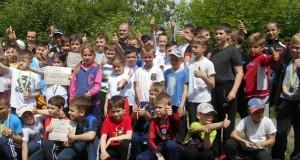 Результаты турнира по физической подготовке «Чешка 2016»