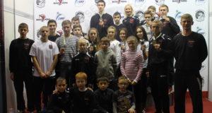 Результаты «Прогресса» на Всеукраинском турнире «Sen-Bin karate cup 2016»