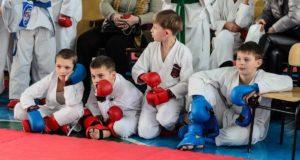 Першість ФСТ «Україна» з карате