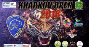 «Kharkov open 2018»