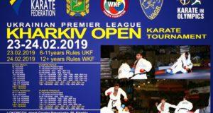 «Kharkiv open 2019»